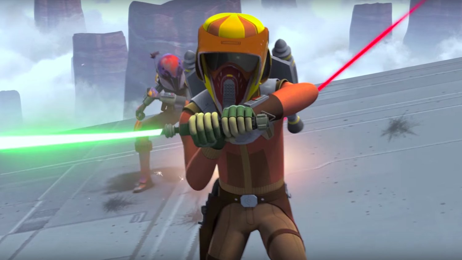 Incredible Trailer for the 4th and Final Season of STAR WARS REBELS