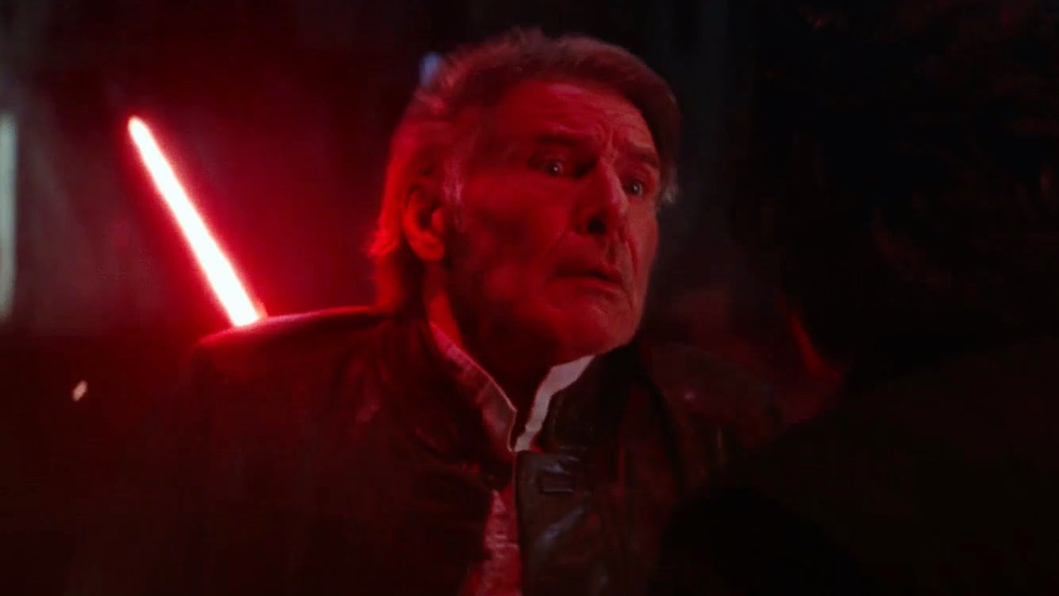 Mark Hamill Had a Different More Powerful Idea For the Ending of THE FORCE AWAKENS