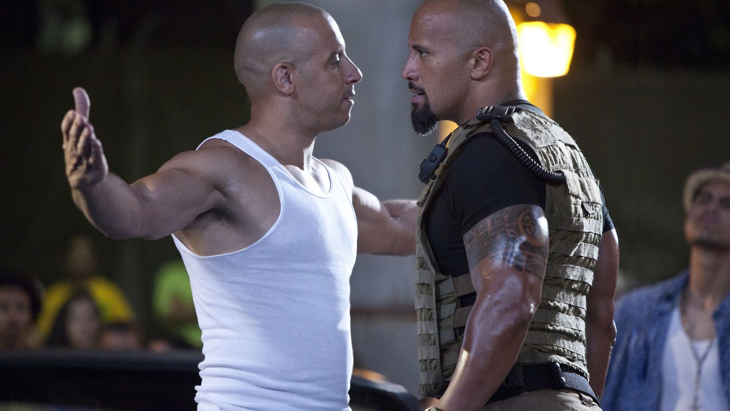 The Rock And Vin Diesel Have Reportedly Squashed Their Beef