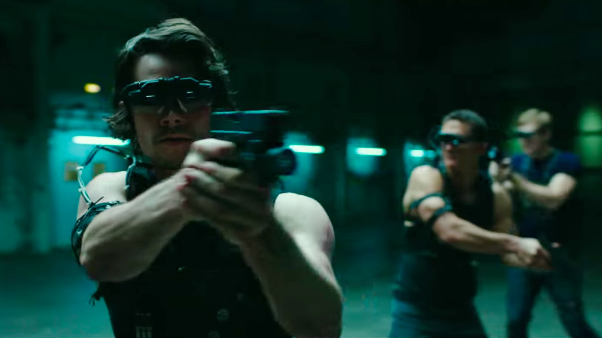 f1b425d502 The first trailer has been released for the upcoming action thriller American  Assassin in which Michael Keaton trains Dylan O Brien (The Maze Runner) to  be ...