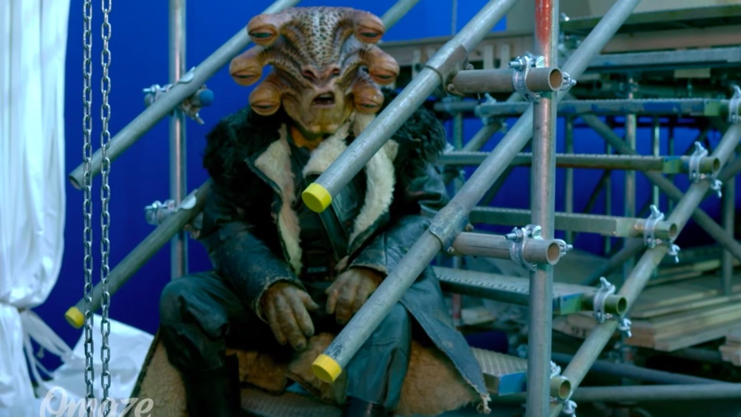 Warwick Davis Teases Us With Footage From the Set of the Han Solo STAR WARS Movie