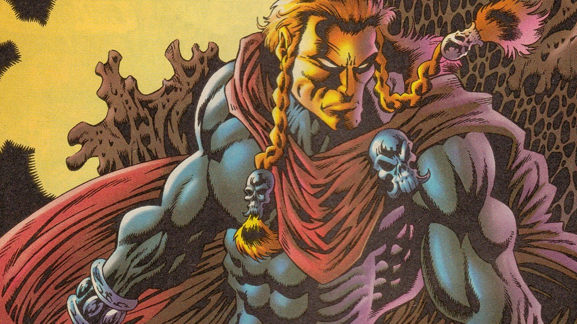 Early on in the process of developing the story for Guardians of the Galaxy  Vol. 2, James Gunn was planning on using Adam Warlock as a major character  but ...