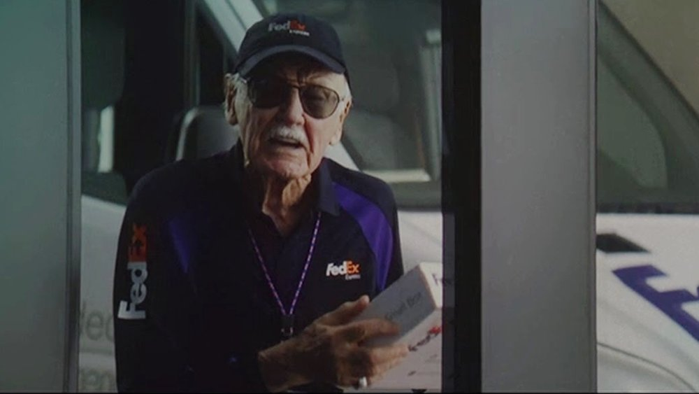 Stan Lee's Cameo in GUARDIANS OF THE GALAXY VOL. 2 Pretty ...