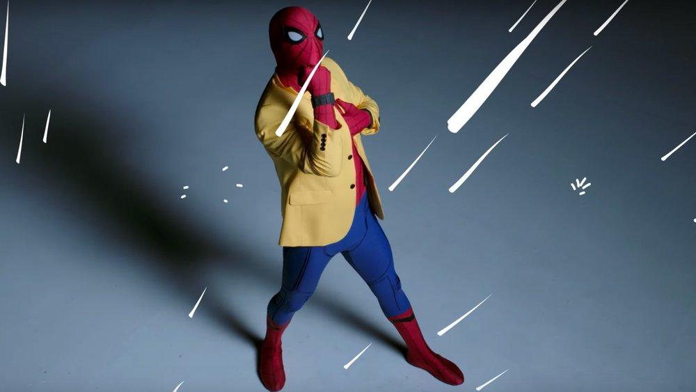 Spidey web bang the parody