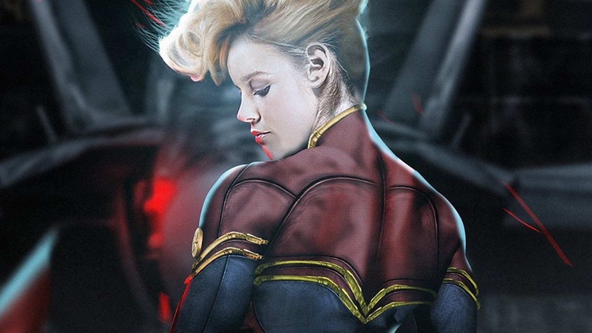 Brie Larson Explains Why She Took On The Role Of Captain Marvel
