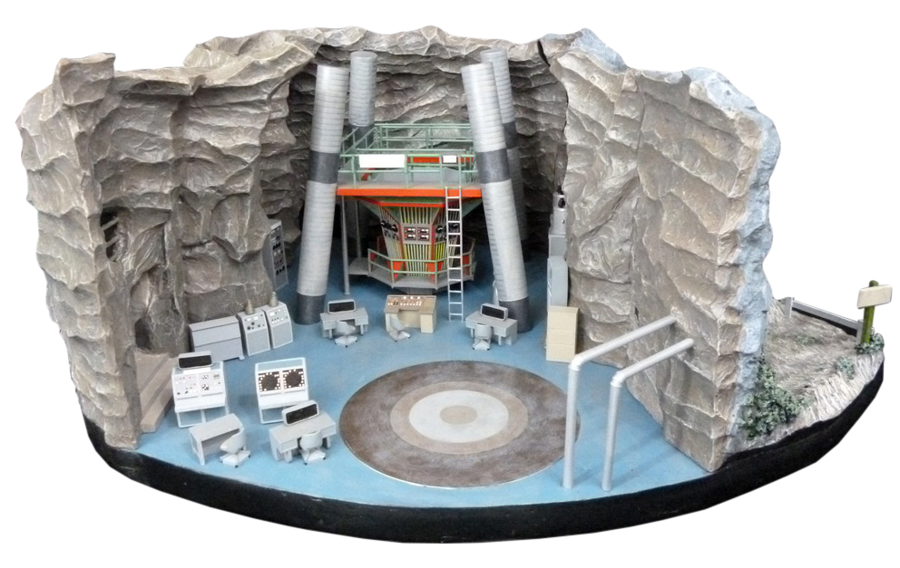 Put the Batcave on Your Desk with This Replica of the 1966 Batman ...