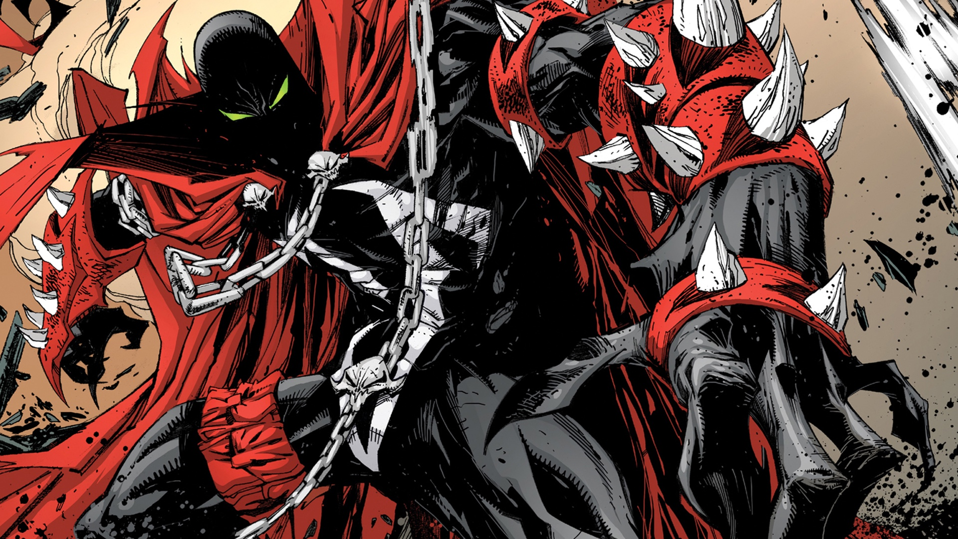 todd mcfarlane has completed his spawn movie script and hopes to