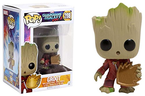 Funko POP Reveals Teenage Groot Figure From GUARDIANS OF THE
