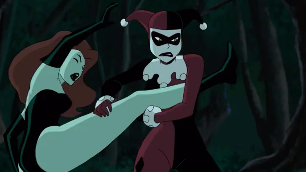 The BATMAN AND HARLEY QUINN Animated Film Trailer Teases a ...