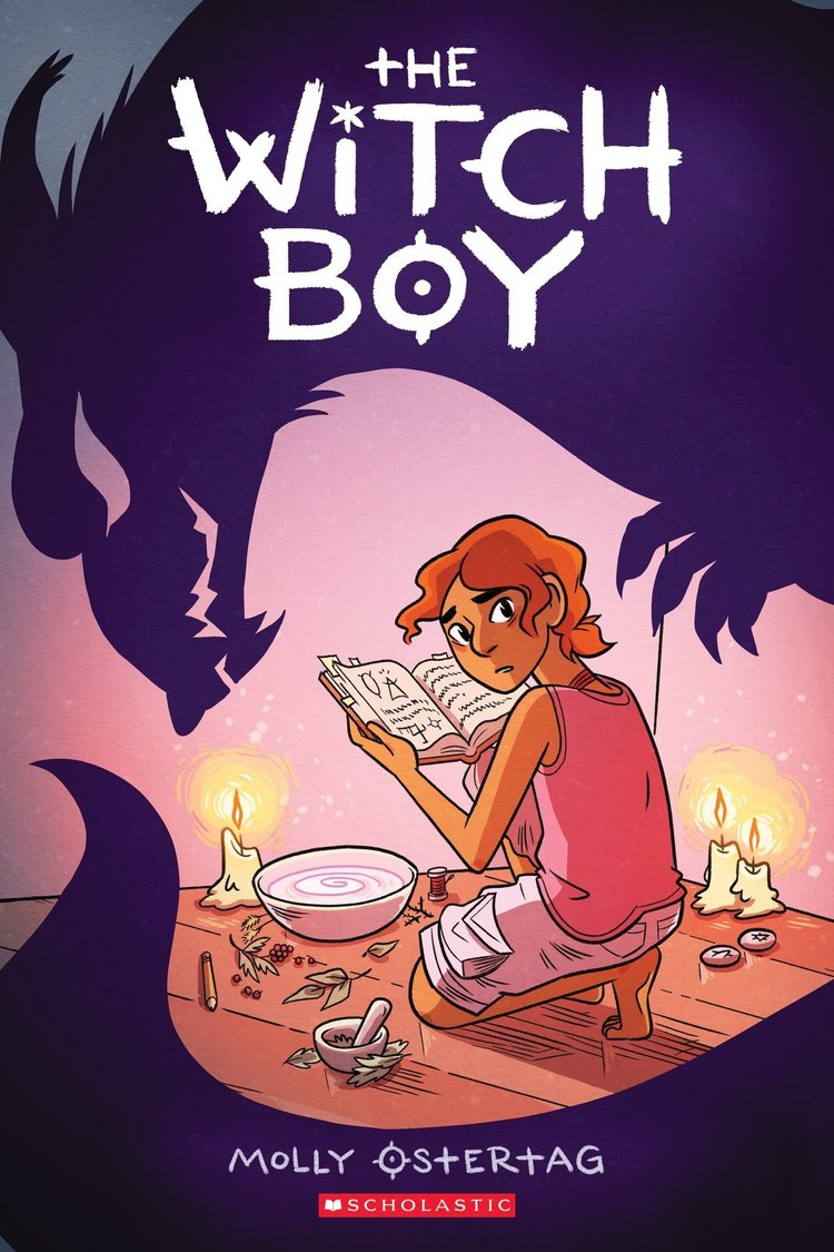 Fox animation adapting the graphic novel the witch boy into a film fox animation adapting the graphic novel the witch ccuart Images