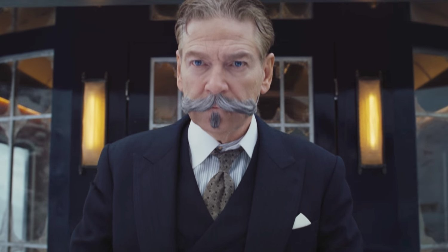 The Murder On The Orient Express Trailer Improved With More