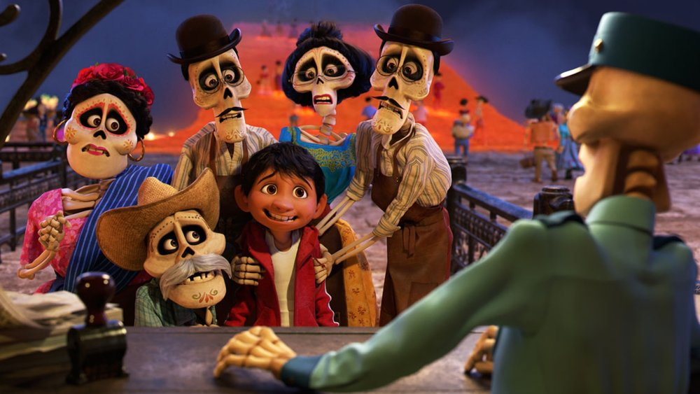 New Trailer Released For Pixars Latest Animated Film COCO