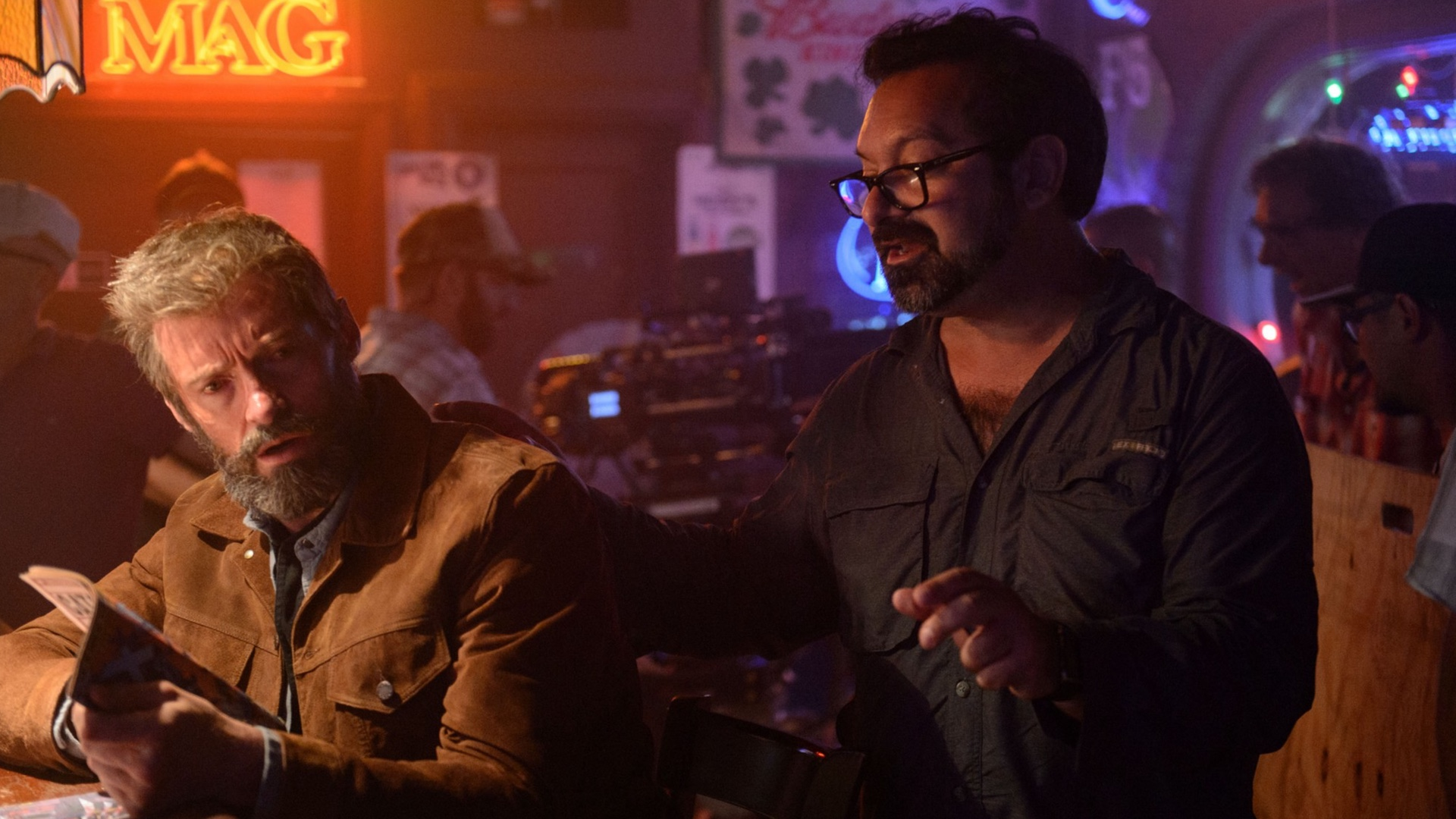 Image result for logan james mangold