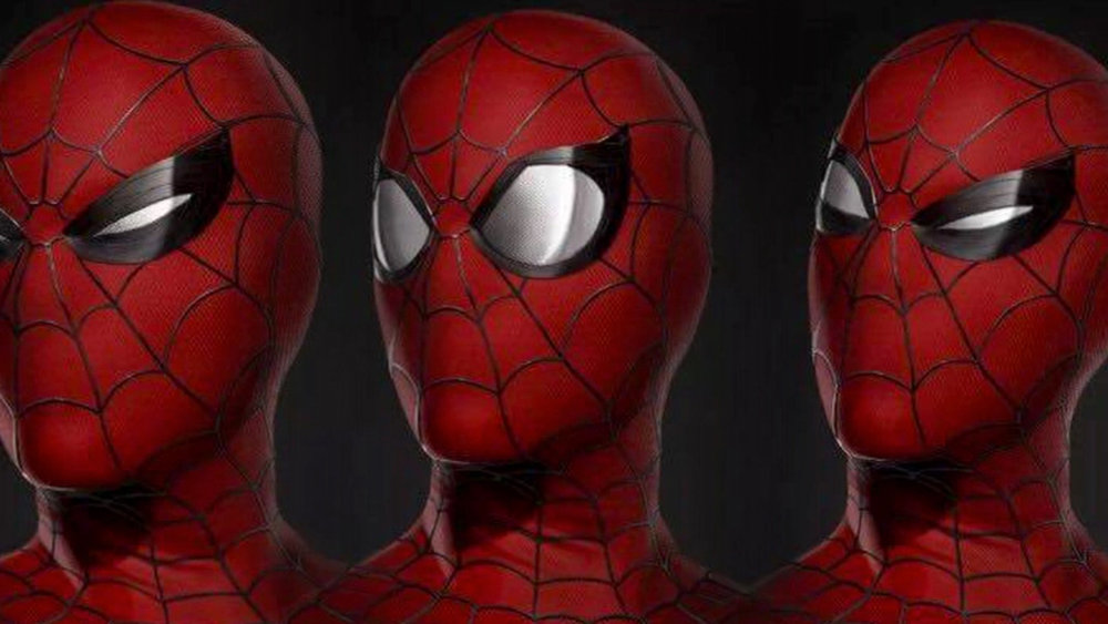 Spider Man Homecoming Concept Art Shows Spidey S