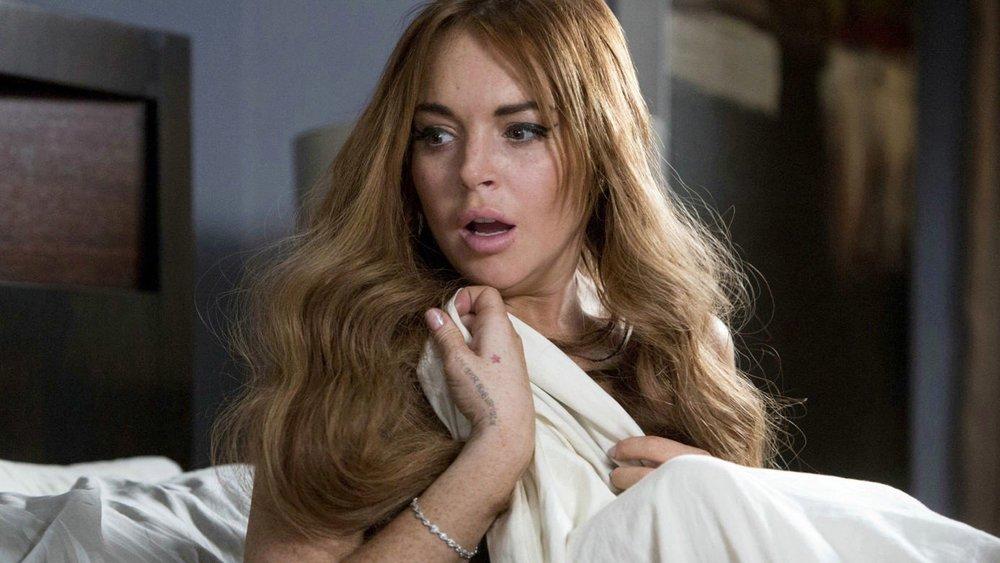 Lindsay Lohan Giving Head