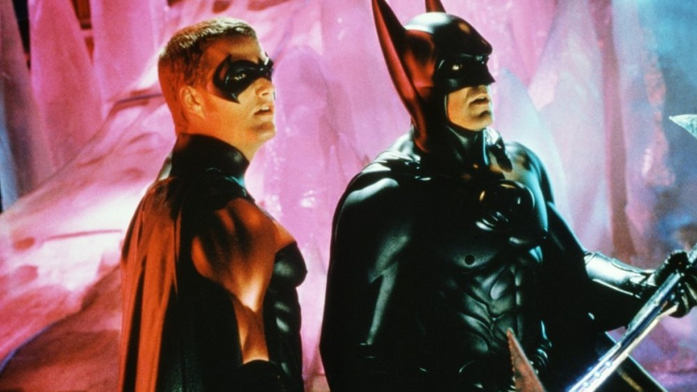 Back in the 90s I remember how excited I was to see Joel Schumacheru0027s Batman u0026 Robin but damn... that movie turned out to be a big giant turd sandwich! & Joel Schumacher Apologizes For BATMAN u0026 ROBIN But Doesnu0027t Regret The ...