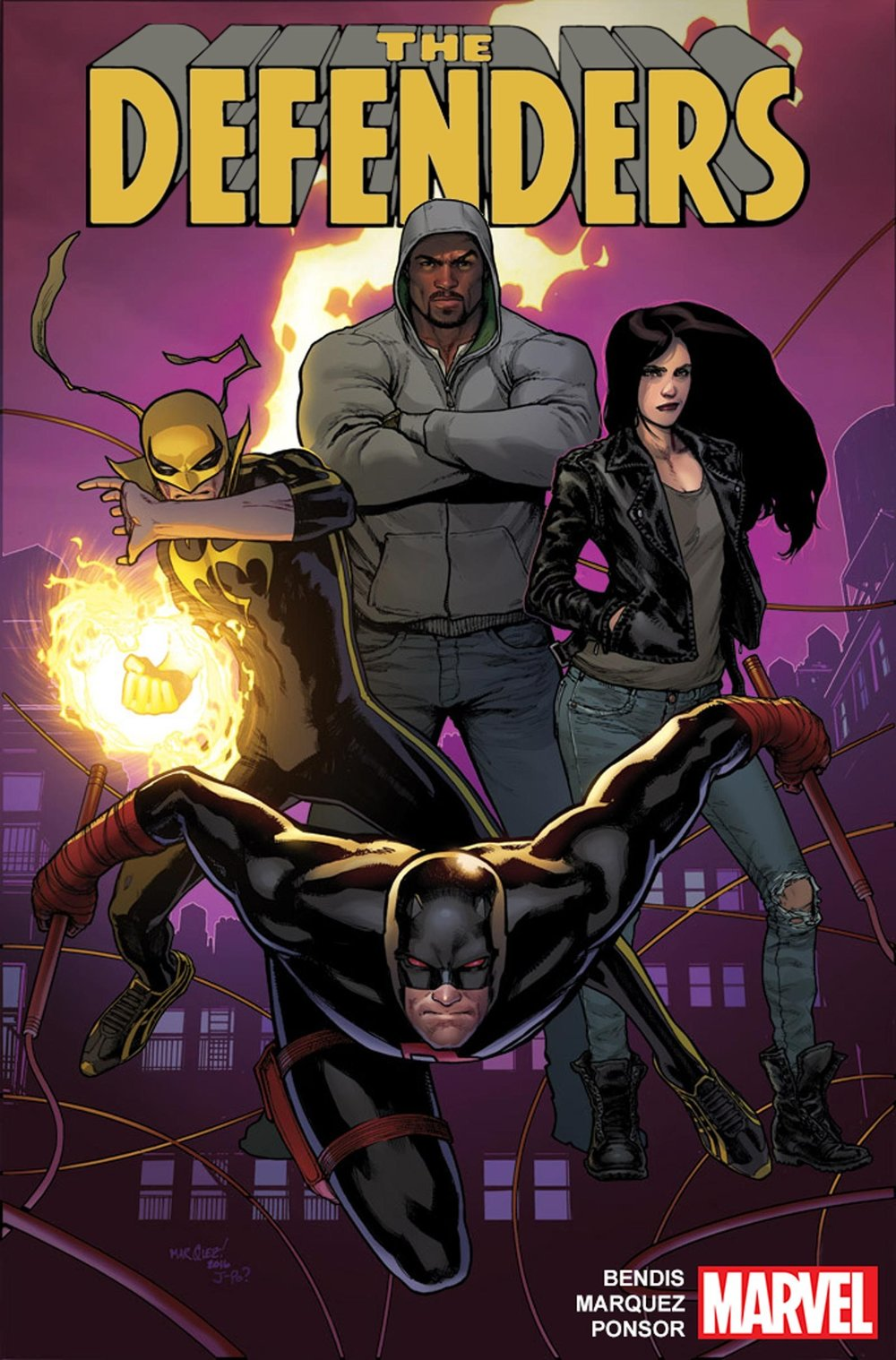 Marvel's New DEFENDERS Comic is Off the Hook!3