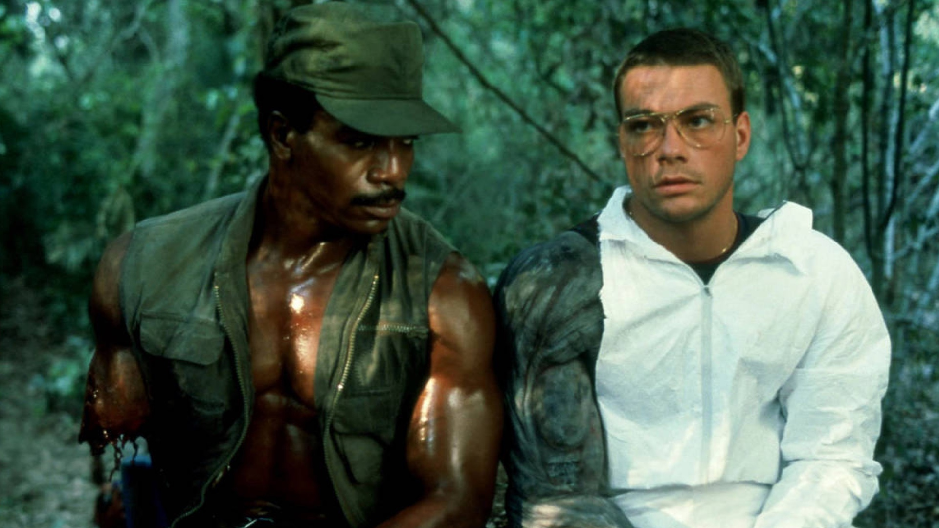Jean Claude Van Damme Was Fired From PREDATOR Because He