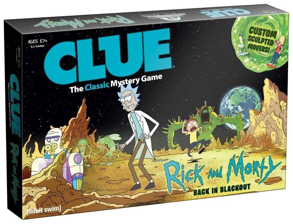 theres-a-rick-and-morty-themed-clue-game-coming-this-summer-and-heres-your-first-look1