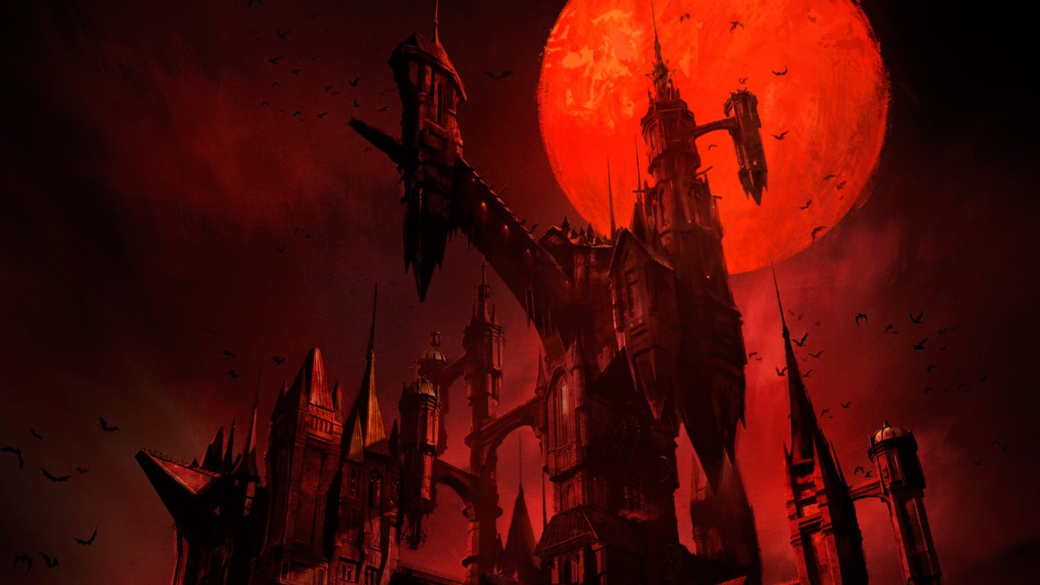 Listen to the Haunting Theme Song For Netflix's CASTLEVANIA Animated