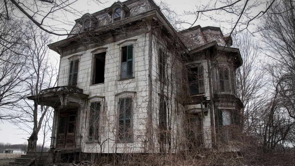 Horror movie houses 83