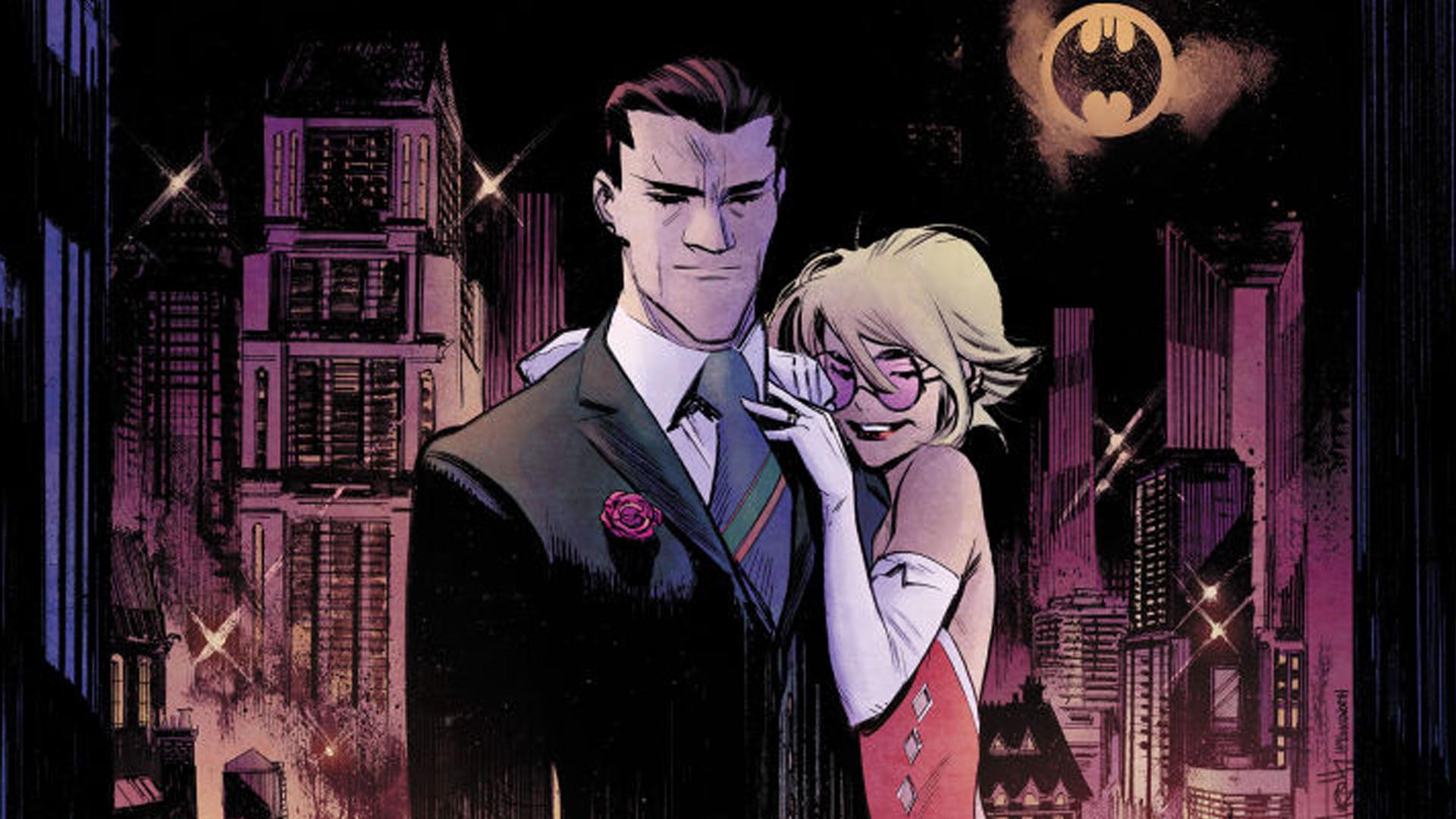 joker is the hero and batman is the villain in new comic batman