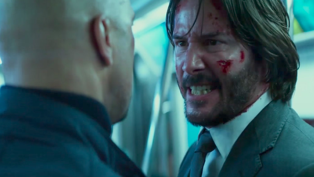 john wick movie review essay We've got some updates on the 'john wick:  joseph gordon-levitt wrote a 2000 word essay defending 'the last jedi'  today on movie talk movie review talk:.