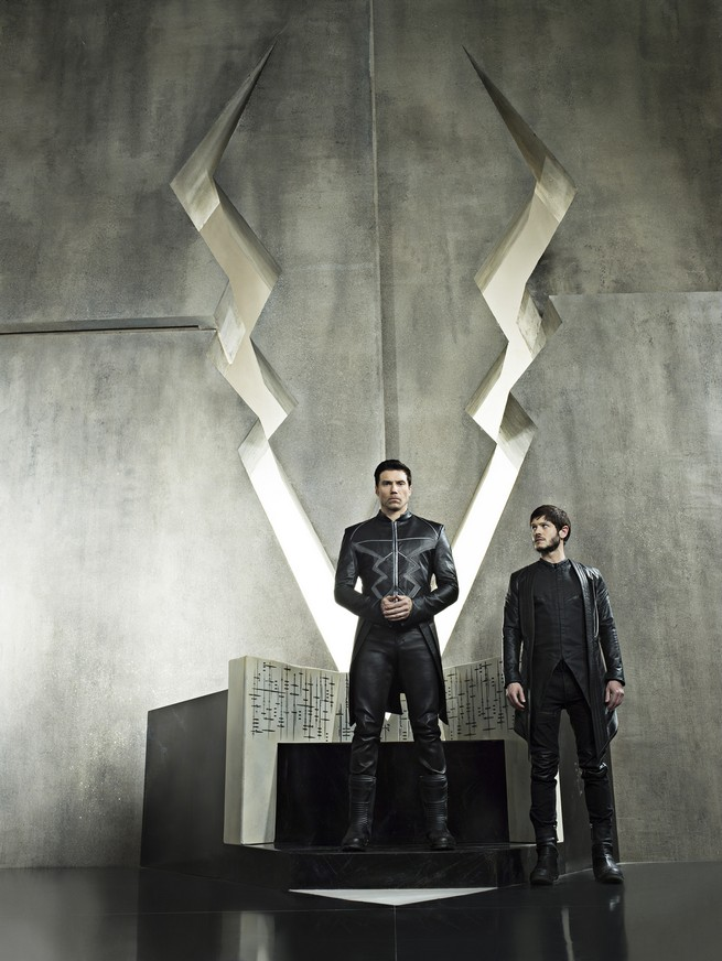 INHUMANS Showrunner Scott Buck Discusses the Tone of the Show and New Photos Released1