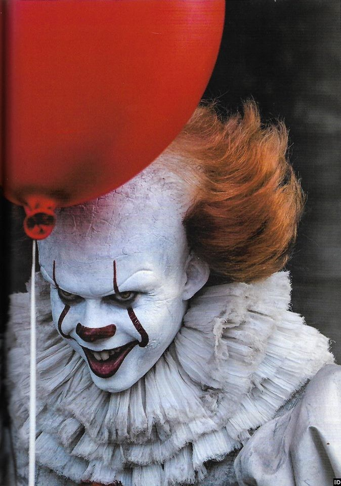 new pennywise the clown image for stephen king s it is creepy as