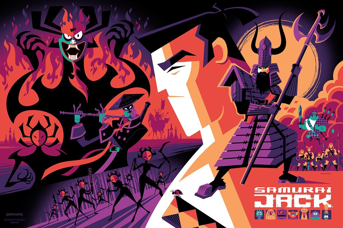 Mondos Stunning Collection Of Poster Art Coming To Comic Con