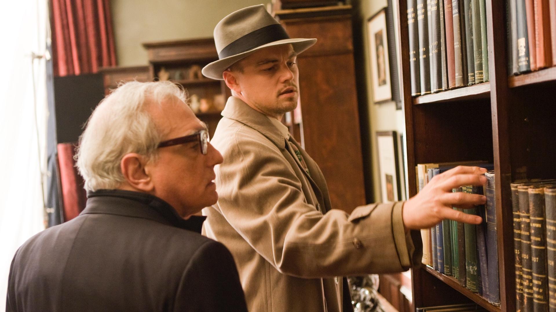 Robert De Niro y Leonardo DiCaprio juntos en 'Killers of the Flower Moon' 1