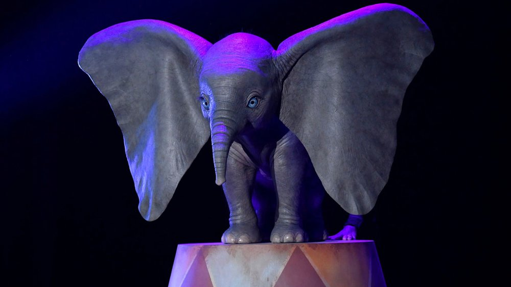here u0026 39 s your first look at dumbo in tim burton u0026 39 s live