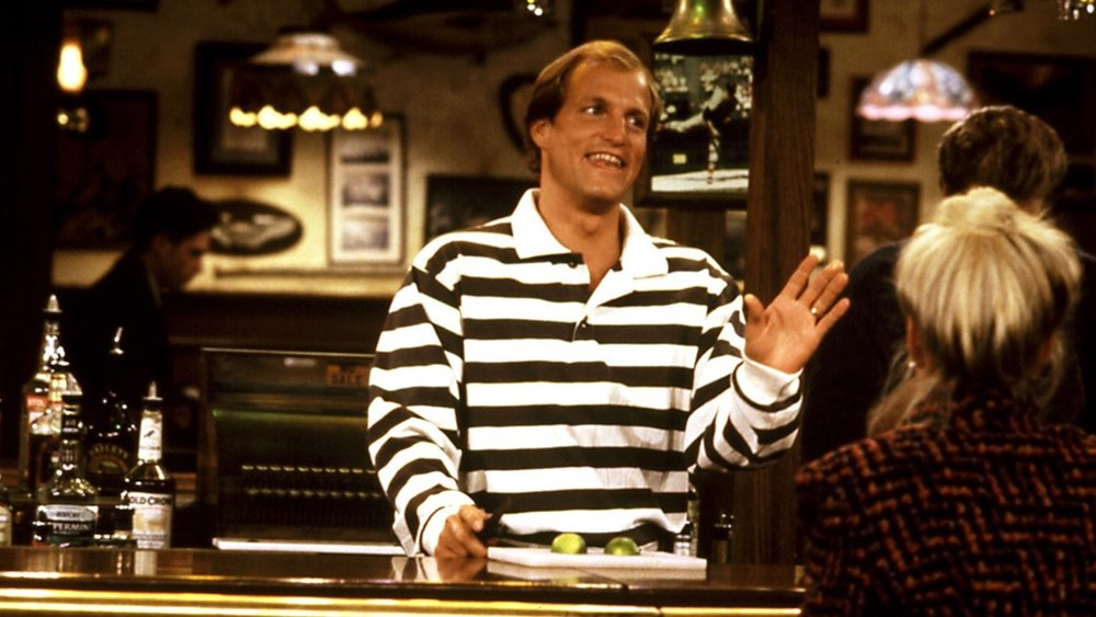 woody harrelson tells the story of how he landed his job