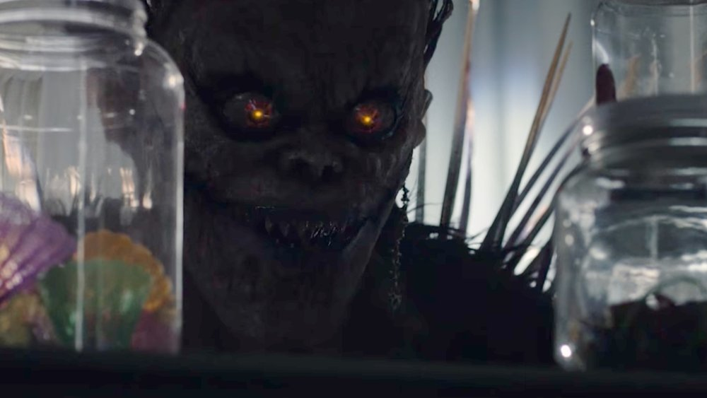 check out this clip from death note featuring ryuk