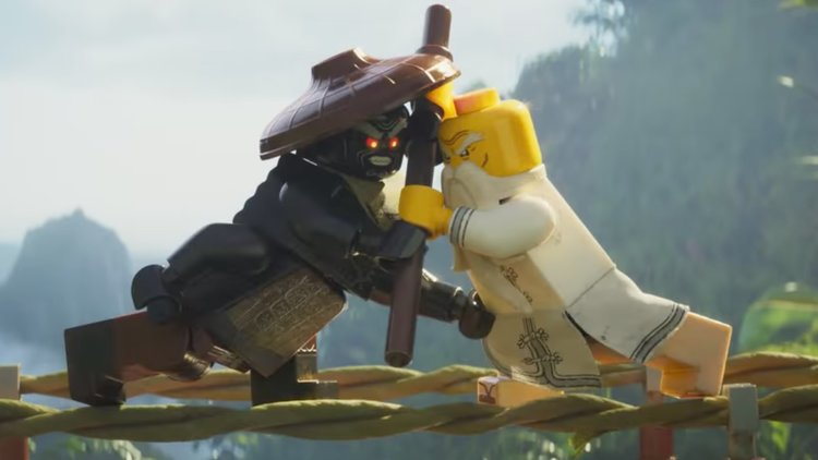 This Trailer For THE LEGO NINJAGO MOVIE is Radical, Crazy, and Funny ...