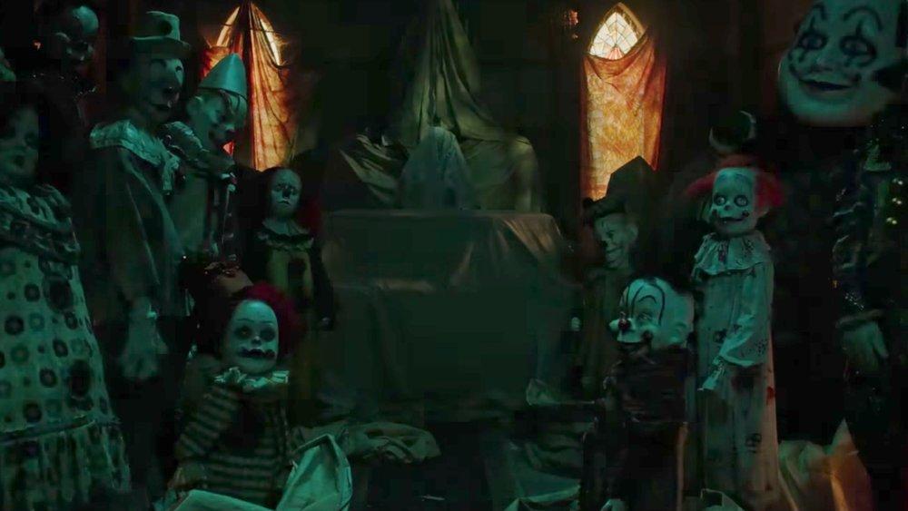 Stephen King S It Clown Room