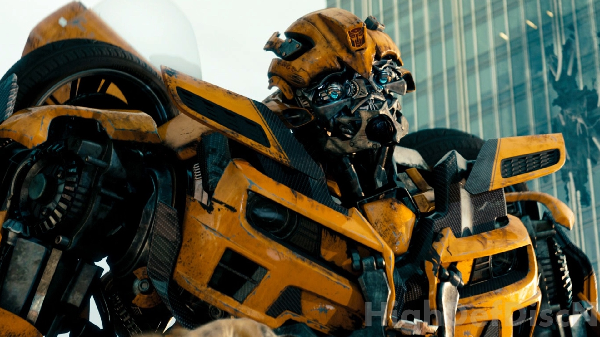 Bumbel Bee Movie: The Footage I Saw Of The New BUMBLEBEE Movie Had More