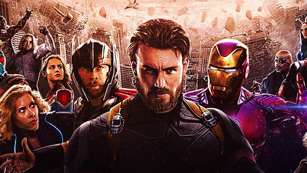 avengers infinity war fan made poster art the last shawarma
