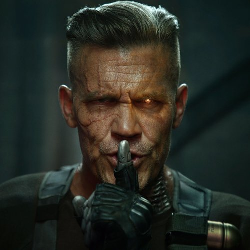 Here's Out First Look at Josh Brolin as Cable in DEADPOOL 2!1