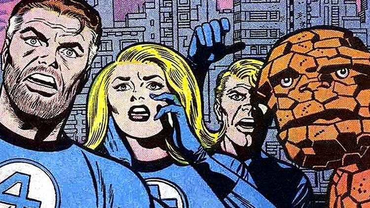 Resultado de imagem para fantastic four comics