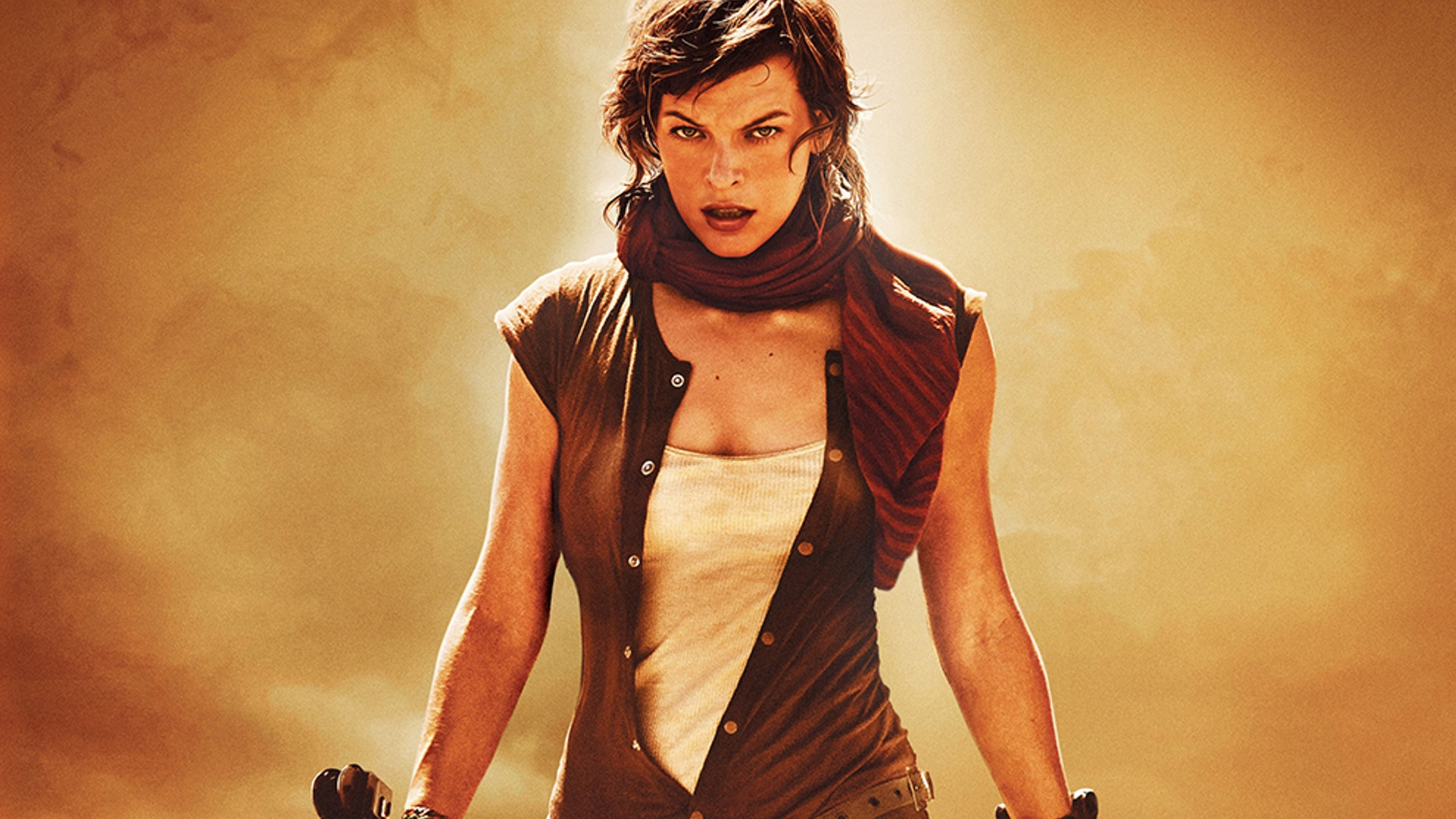 The New Lineup For The... Milla Jovovich Hellboy Reboot
