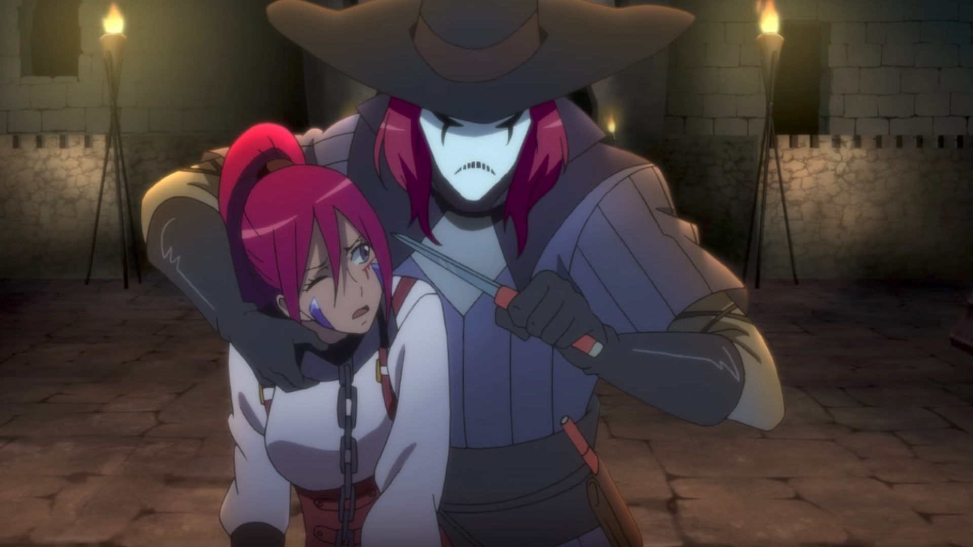 watch a cool independently produced dark fantasy anime series indigo