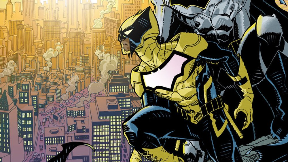First look at the new batman comic series batman and the signal first look at the new batman comic series batman and the signal geektyrant voltagebd Image collections