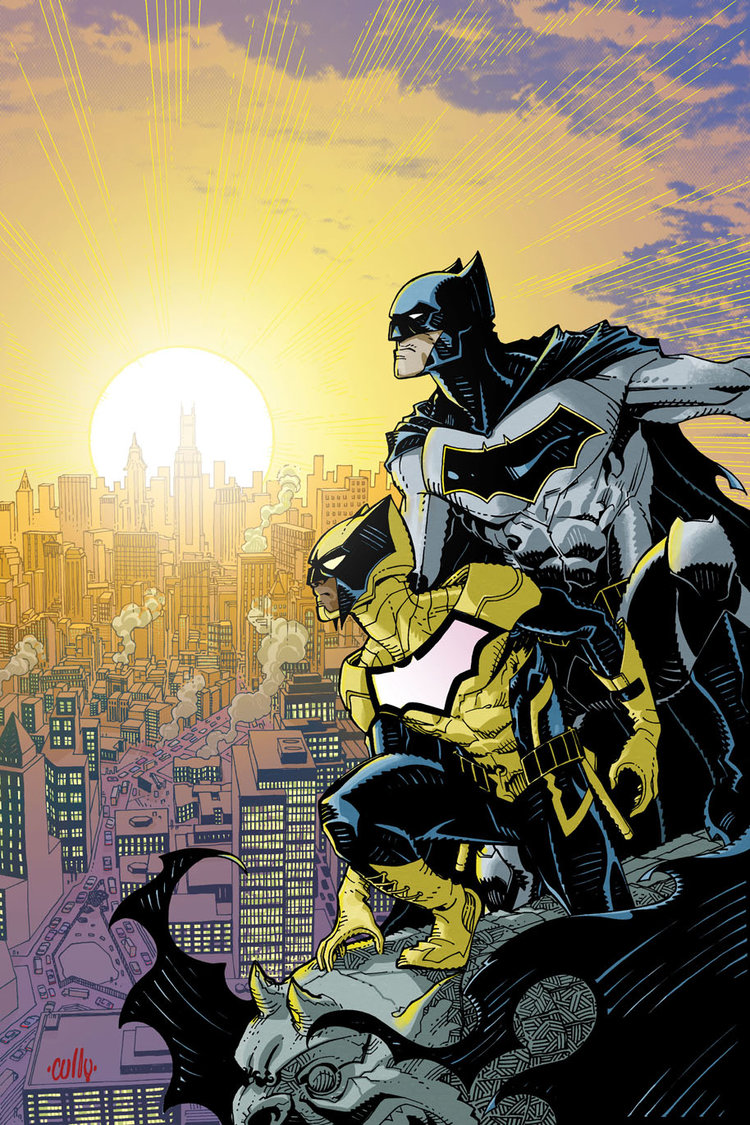First look at the new batman comic series batman and the signal first look at the new batman comic series voltagebd Image collections