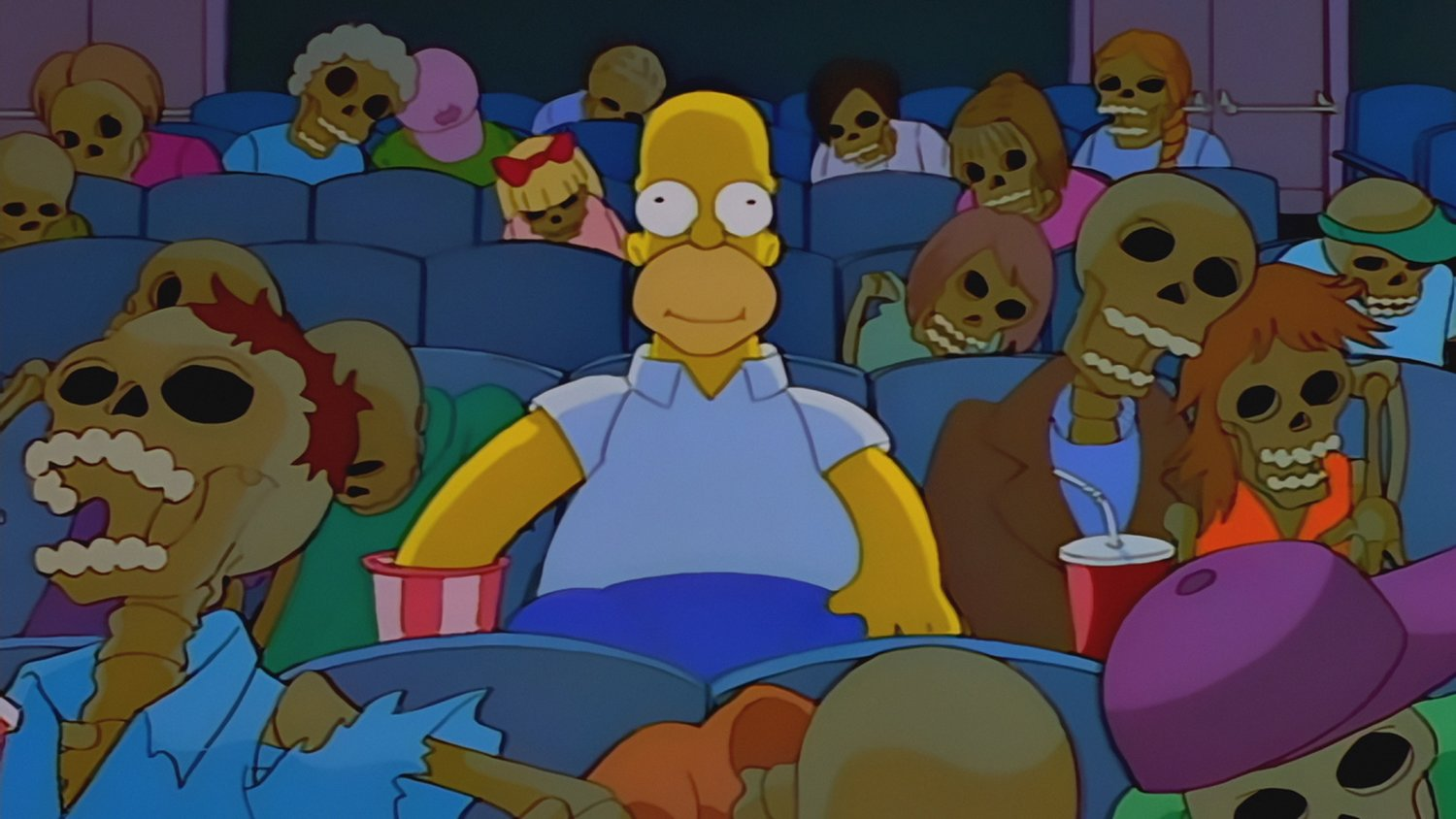 THE SIMPSONS 2019