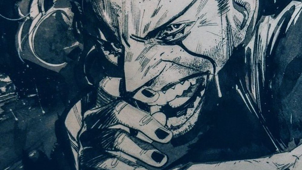BATMAN: WHITE KNIGHT Comic Will Pull from Tim Burton's 1989 Movie