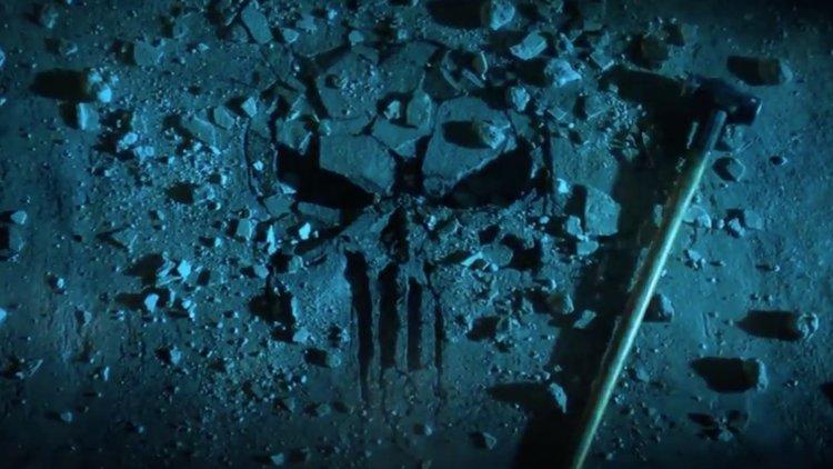 Primer e intenso tráiler para la serie 'The Punisher'