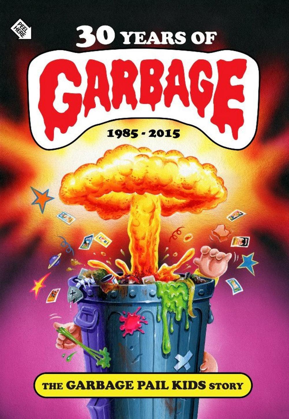 30 Years of Garbage: The Garbage Pail Kids Story Trailer33