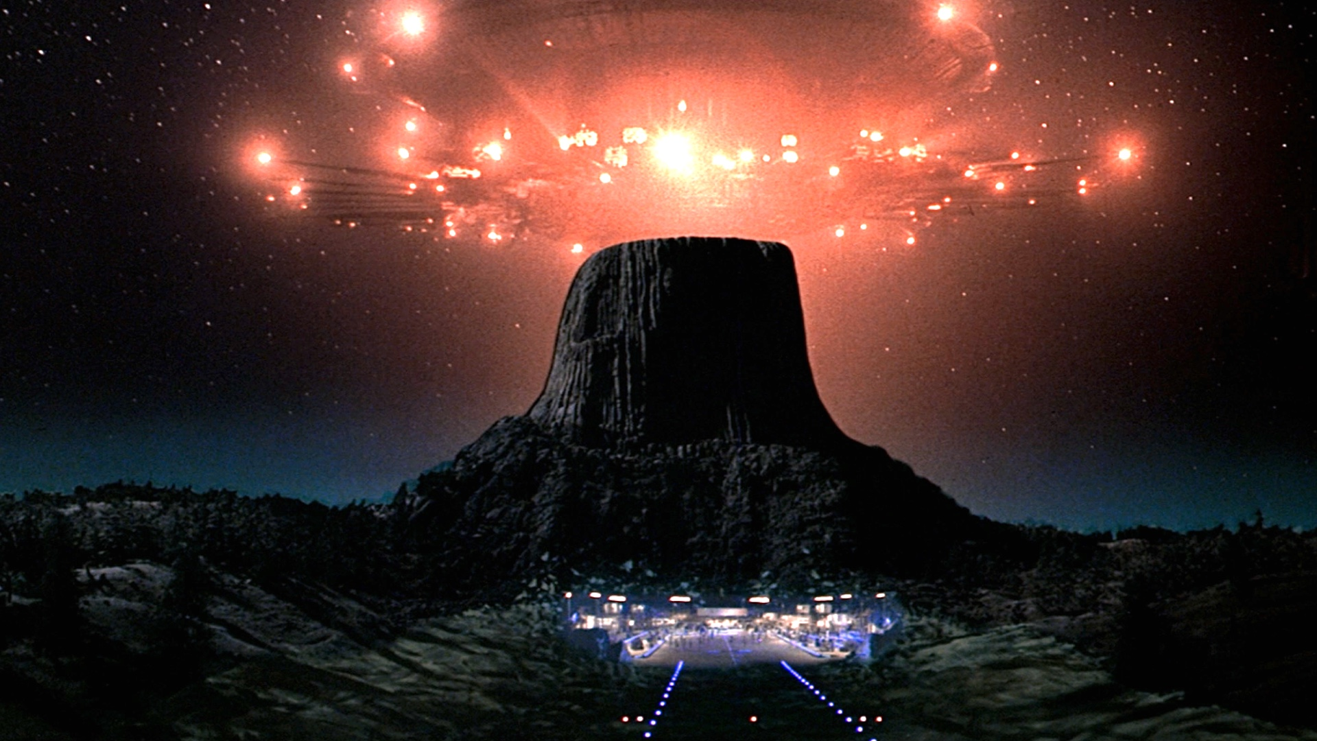 Trailer For The Close Encounters Of The Third Kind 40th