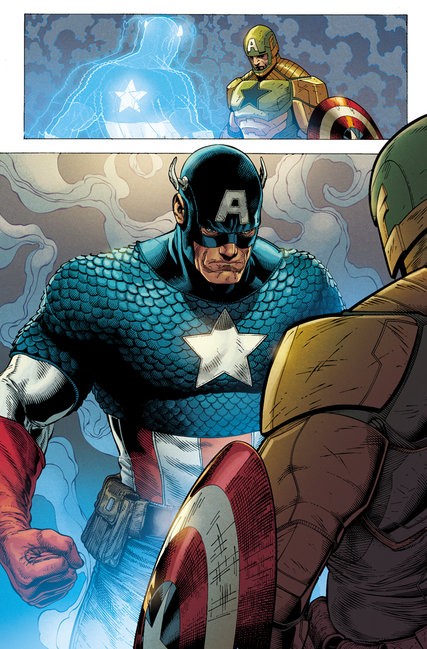 For Some Reason Marvel Comics Spoils The Ending to SECRET EMPIRE in NY Times Article1